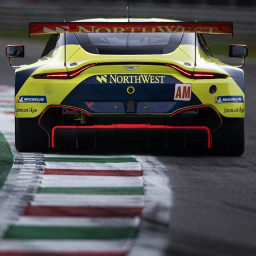 WEC第3戦モンツァ6時間レースでAston Martin Racingが GTE Amクラスで準優勝!