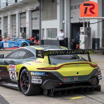 ニュルブルクリンク耐久シリーズ第8戦でAston Martin Racing Vantage GT3が英国車で初の快挙!